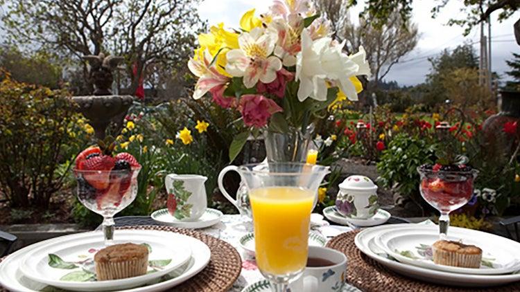 Desayunos para festejar a domicilio