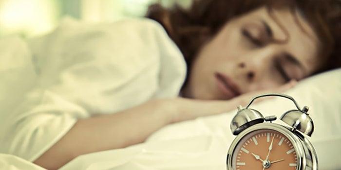 Infografía: 10 alimentos que te ayudarán a dormir