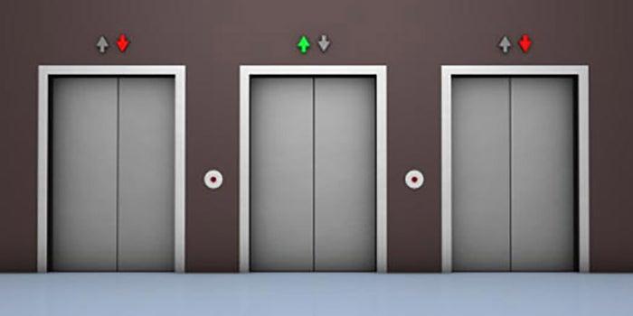 Publicidad en elevadores