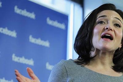 Facebook's Sheryl Sandberg: Eliminate Bias That Women 'Aren't Meant to...
