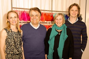 The Family Behind Luxury Lingerie Business Cosabella