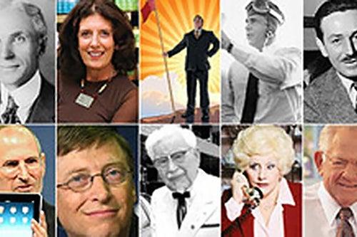Famous 'Trep Failures -- and Comebacks