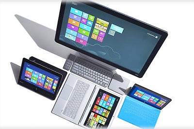 Ready for Windows 8? 4 Touchscreen PCs and Tablets