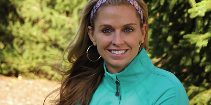Fitness Instructor Creates a Sweat-Proof Headband