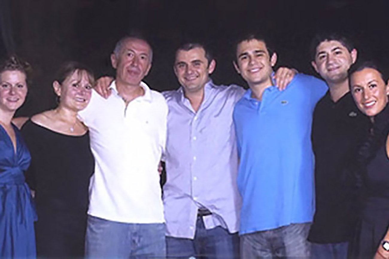 Gary vaynerchuk on growing up in a family business for Growing families