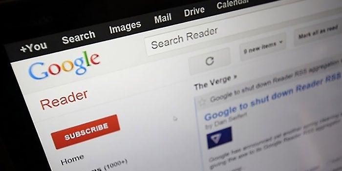 Why Google Plans to Shut Down Reader