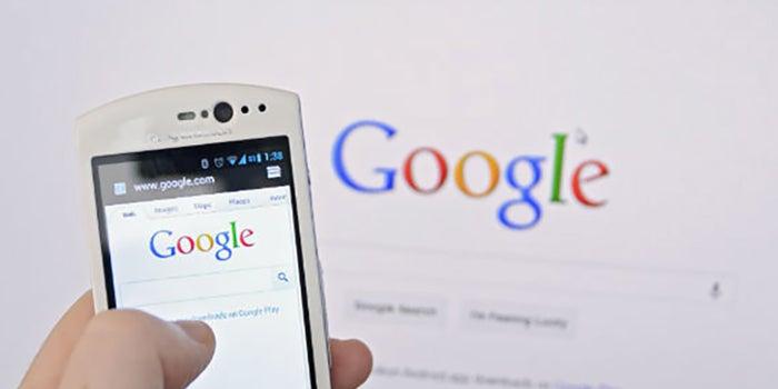 """Google tendría botones de """"compra"""""""