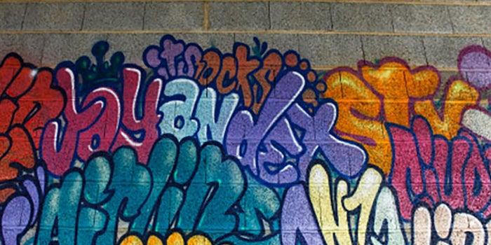 Removedor de graffiti