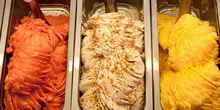 Venta de helados exóticos