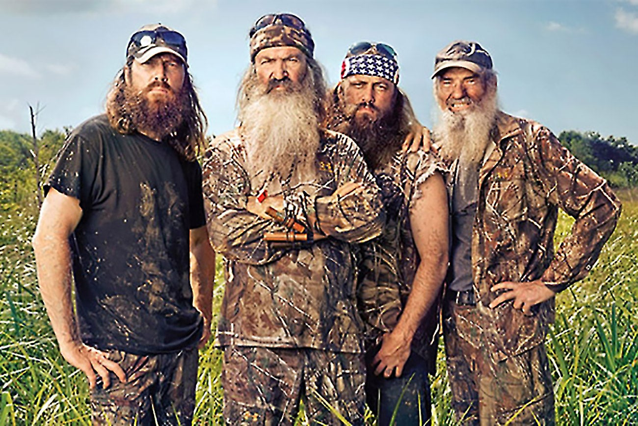 Duck Dynasty Halloween Costumes