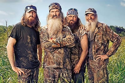How the Robertsons of Duck Dynasty Conquered America