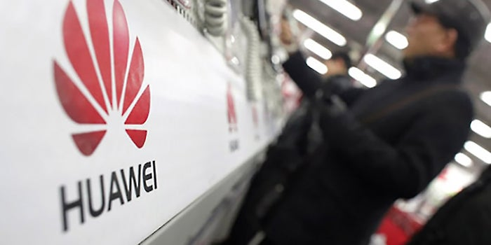China's Huawei Unveils the World's Slimmest Smartphone