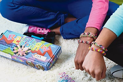 Inventor of the Wildly Popular 'Rainbow Loom' Weaves the American Drea...