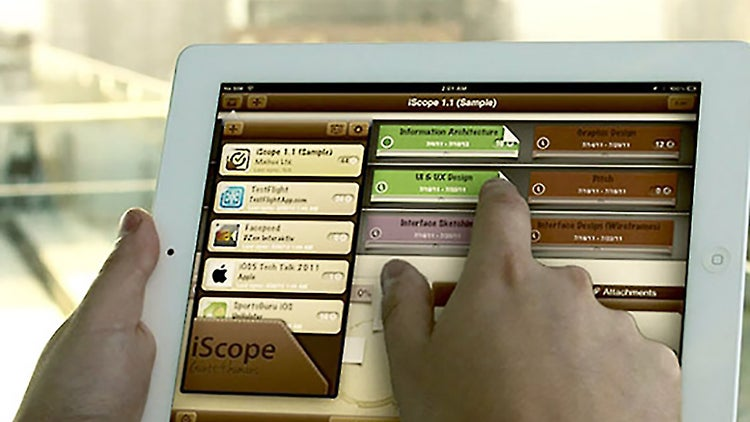 3 iPad Apps That Make Project Planning Easier