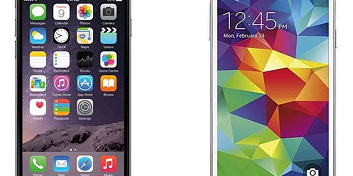 4 razones para elegir el Galaxy S6 sobre el iPhone 6
