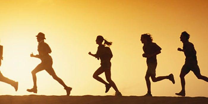 Coach de jogging para adolescentes