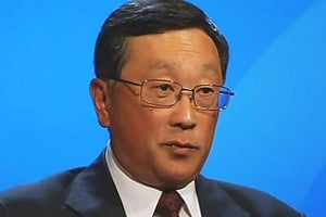 If BlackBerry's New CEO Is Fired, He Walks With $6 Million