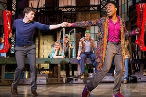 'Kinky Boots,' Musical Mixing Fetish and Family Business, Leads Tony Nominations