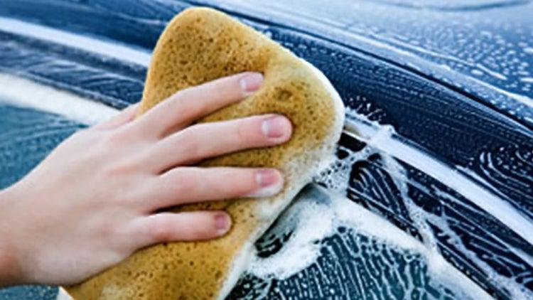 Lavado de autos verde