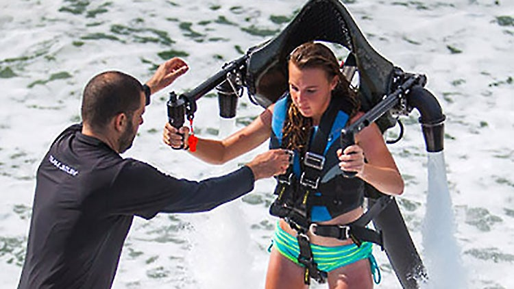 The Man Making Jet Packs Possible