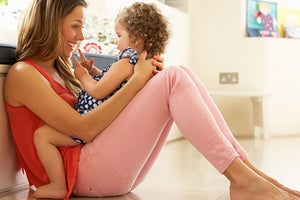 Mamá emprendedora: cuidado de los hijos