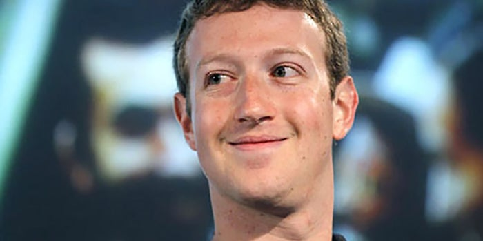 Mark Zuckerberg Puts His Money in Ed-Tech Startup