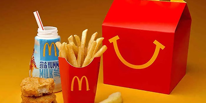 McDonald's to Scrap Soda From 'Happy Meal' Ads, Offer Healthy Sides in Value Meals