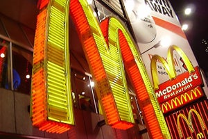 McDonald's U.S. November Sales Unexpectedly Fall