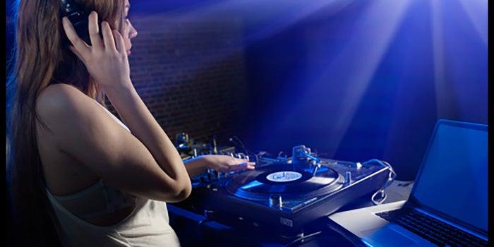 Mezclas musicales con DJ