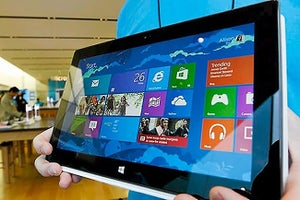 Microsoft Adds Battery Life, Business-Friendly Features to New Surface Tablets