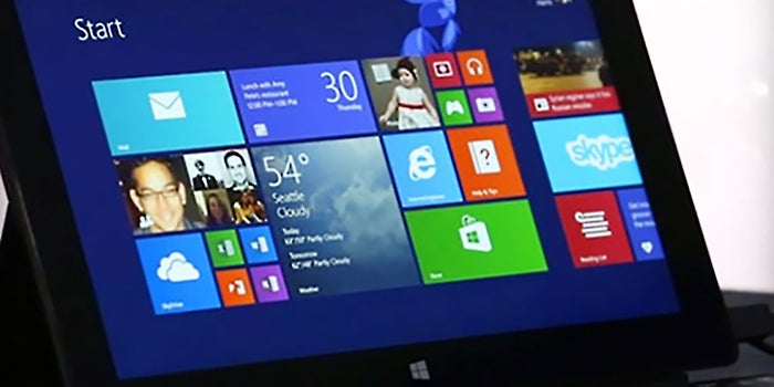 Microsoft Offers Early Look at New Windows 8.1 Features