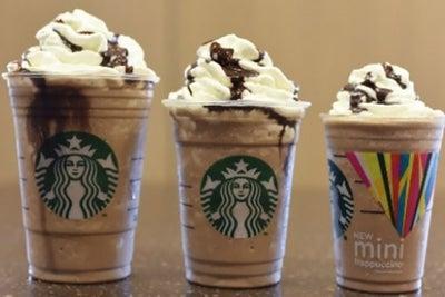 """Starbucks lanza su """"mini –frapuccino"""""""