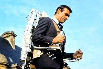 Robotic Bartenders, Brainwave-Reading Headbands and a Jetpack Like Jam...