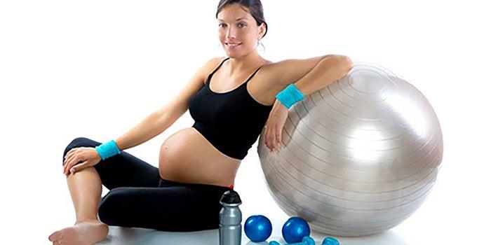 Ejercicio para embarazadas a domicilio