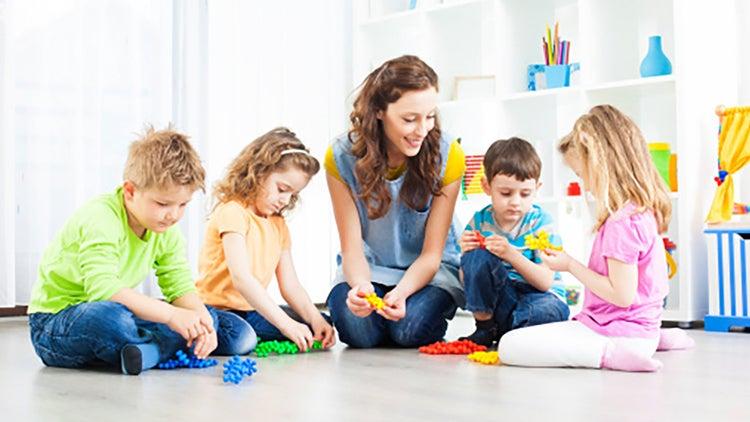 Servicio Nanny Teacher