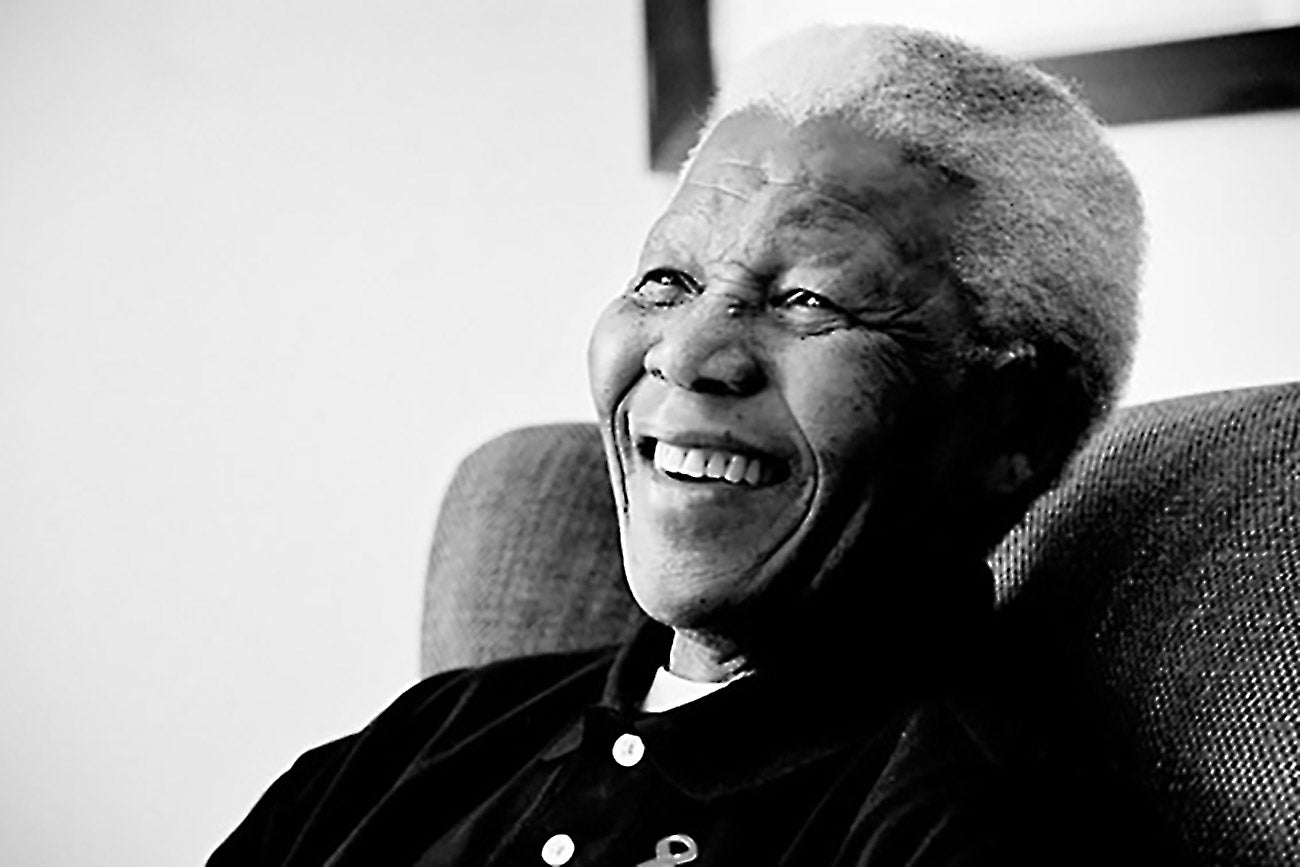 Incroyable 8 Inspirational Quotes On Leadership, Courage And Success From Nelson  Mandela