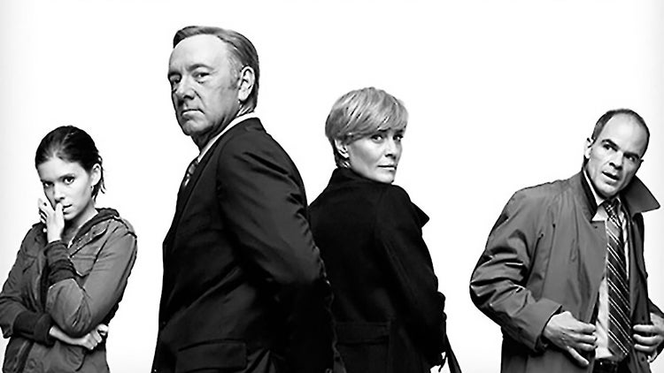 Netflix's 'House of Cards' Gets Emmy Nod as TV Moves Online