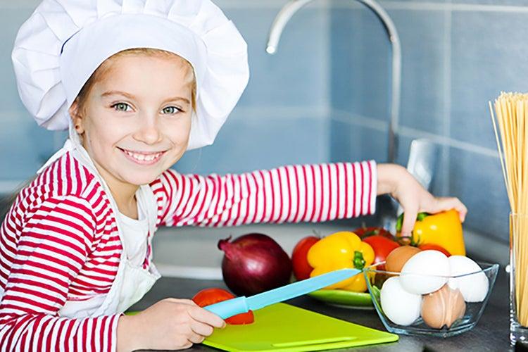 Cocina Para Niños   De Cocina Sana Para Ninos