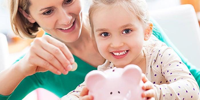 Educación financiera para niños y jóvenes