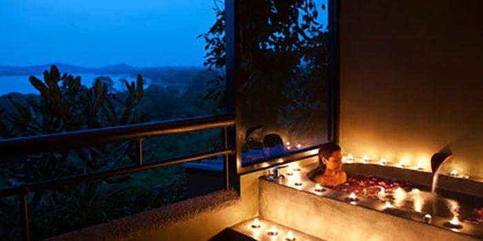 Noches de spa para mujeres