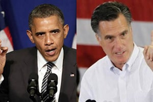 Obama vs. Romney on Government Contracting and Federal Spending