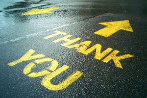 Office Etiquette: The Rules of Saying Thank You
