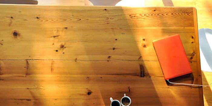 hechos con palets de madera