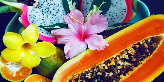 Frutas y verduras orgánicas a domicilio