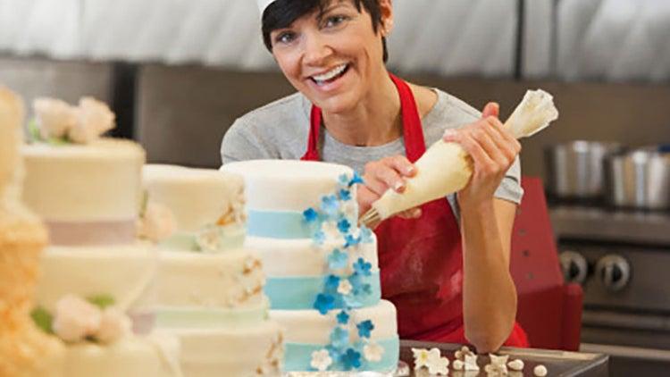 Pasteles de boda temáticos