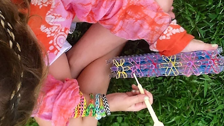 Rainbow Loom Maker Sues Rival Toymaker Over Patents