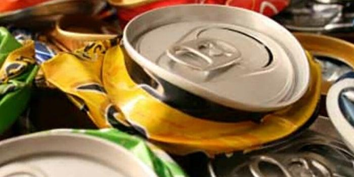 Reciclaje de envases de aluminio