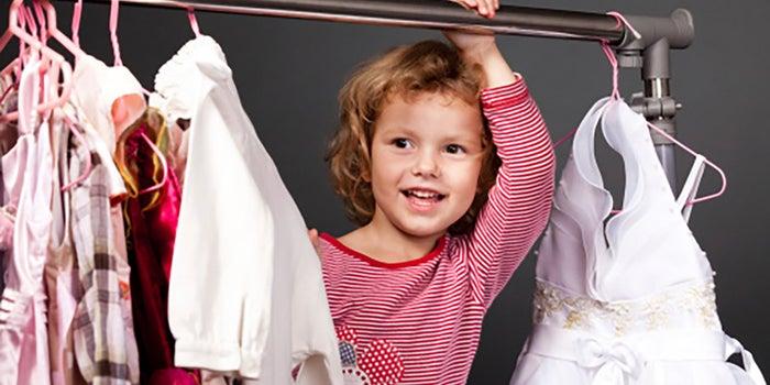 Alquiler de ropa para bebés