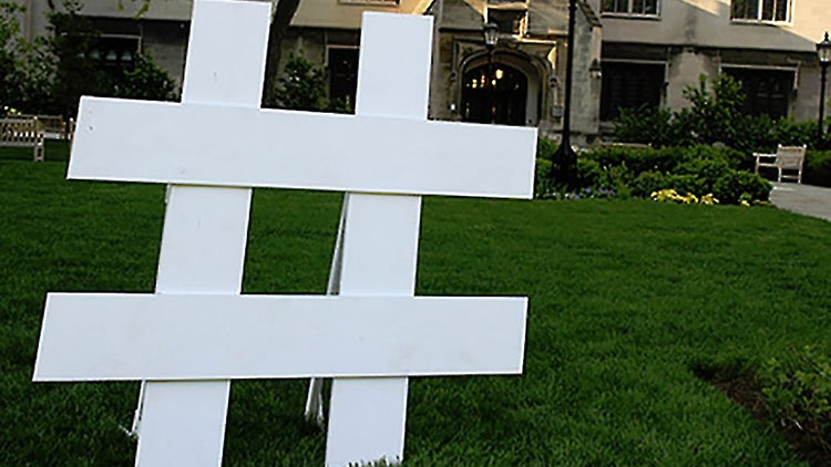 Facebook's Hashtags Might Not Be as Social as You Think