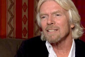 Richard Branson on Being Richard Branson